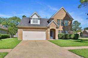 Houston Home at 20802 Hickory Farm Drive Katy , TX , 77449-4389 For Sale