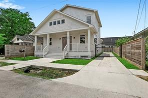 Houston Home at 309 Morris Street Houston                           , TX                           , 77009-7739 For Sale