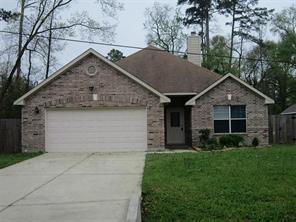 Houston Home at 1413 Briar Cliff Street Conroe , TX , 77385-9742 For Sale