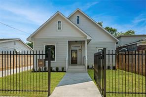 Houston Home at 2407 Churchill Street Houston                           , TX                           , 77009-7713 For Sale