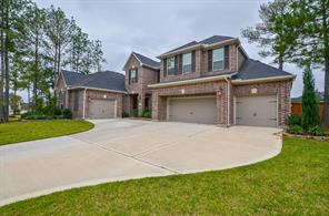 Houston Home at 16423 Blackberry Trail Lane Cypress , TX , 77433-0115 For Sale