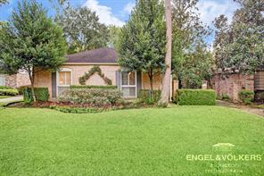 Houston Home at 12307 Woodthorpe Lane Houston                           , TX                           , 77024-4108 For Sale