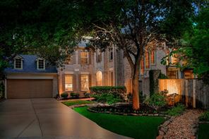 Houston Home at 7 Palmer Bend The Woodlands , TX , 77381-5405 For Sale