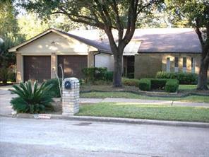 15814 Fox Springs, Houston TX 77084
