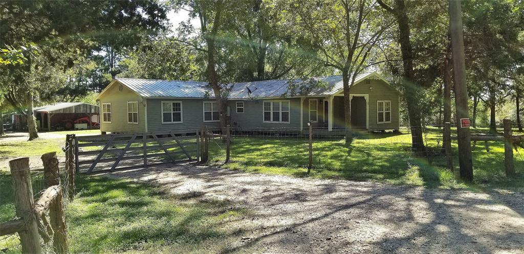 1033 Freeman Road, Leggett, TX 77350
