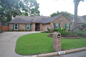 Houston Home at 3306 Greenwood Glen Drive Kingwood , TX , 77345-1119 For Sale