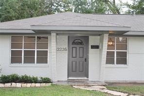 2226 Benson, Galena Park TX 77547