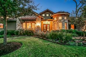 Houston Home at 70 Shadow Creek Ridge Drive Spring , TX , 77389-4281 For Sale