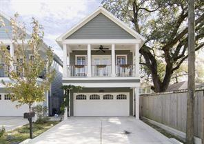 Houston Home at 1318 Dian Street Houston , TX , 77008-3706 For Sale