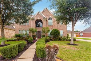 Houston Home at 2609 Sandstone Creek Dr Pearland , TX , 77581 For Sale