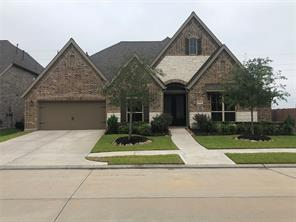 Houston Home at 2714 Sterling Falls Lane Pearland , TX , 77584-4097 For Sale