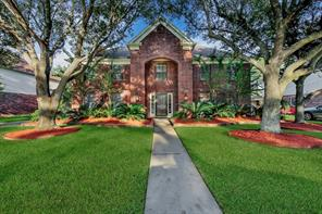 Houston Home at 7930 Feather Springs Drive Houston , TX , 77095-4437 For Sale