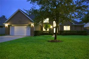 Houston Home at 17406 Memorial Blossom Drive Spring , TX , 77379-3734 For Sale