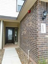 Front entrance leading to Townhome