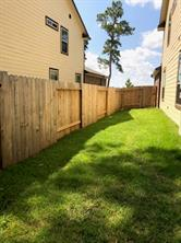 15530 Marina Dr. Unit #6 is an end Unit with a Fenced Side Yard