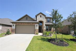 Houston Home at 22210 Buttercup Fields Trail Cypress , TX , 77433 For Sale