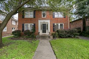 1632 Bonnie Brae, Houston, TX, 77006