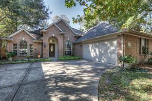 Houston Home at 111 N Rambling Ridge Place Conroe , TX , 77385-3556 For Sale