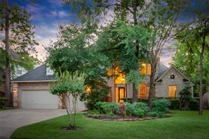 Houston Home at 47 Pebble Cove Drive The Woodlands , TX , 77381-3321 For Sale