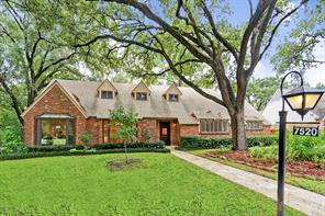 Houston Home at 7520 Creekwood Drive Houston , TX , 77063-1706 For Sale