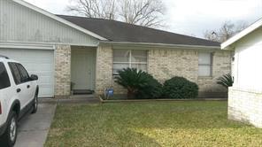 17421 Fir Road, Alvin, TX 77511
