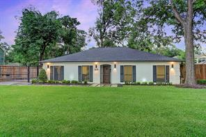 Houston Home at 1614 Hillendahl Boulevard Houston                           , TX                           , 77055-3414 For Sale