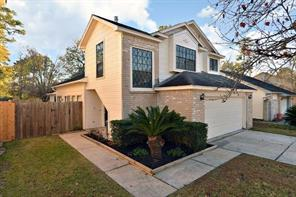Houston Home at 16814 Capewood Drive Humble , TX , 77396-4041 For Sale