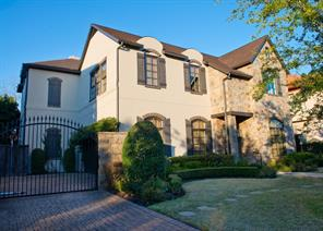 Houston Home at 4406 Camellia Lane Bellaire , TX , 77401-4300 For Sale