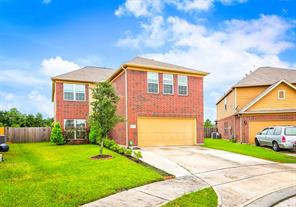 Houston Home at 14439 Leafy Tree Drive Houston                           , TX                           , 77090-7117 For Sale