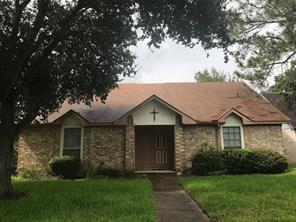 Houston Home at 2322 1st Street Stafford , TX , 77477-6249 For Sale
