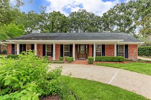 Houston Home at 167 Plantation Road Houston , TX , 77024-6235 For Sale
