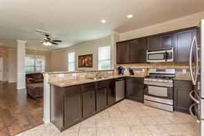 Houston Home at 10827 Brittan Leaf Lane Houston , TX , 77034-2361 For Sale