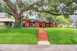 Houston Home at 3751 Underwood Street Houston , TX , 77025-1805 For Sale