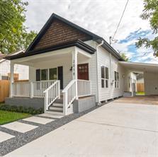 Houston Home at 2018 Everett Street Houston , TX , 77009-8420 For Sale