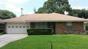 Houston Home at 4070 Silverwood Drive Houston , TX , 77025-5433 For Sale