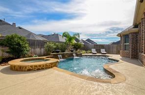 Houston Home at 5123 Bartlett Vista Court Fulshear , TX , 77441-1580 For Sale