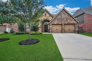 Houston Home at 9111 Eagles Brook Court Cypress , TX , 77433-0036 For Sale