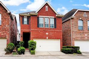 Houston Home at 3018 Heritage Creek Oaks Houston                           , TX                           , 77008-6156 For Sale