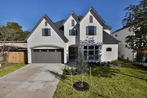 Houston Home at 1372 Woodcrest Drive Houston , TX , 77018-5254 For Sale