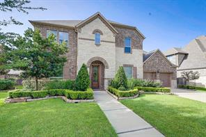 Houston Home at 20614 Crownstone Drive Richmond , TX , 77406 For Sale