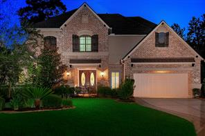 Houston Home at 15 W Old Sterling Circle The Woodlands , TX , 77382-1346 For Sale