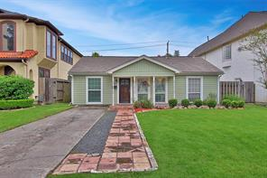 Houston Home at 4818 Locust Street Bellaire , TX , 77401-4022 For Sale