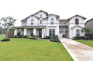 Houston Home at 16615 Harbor Falls Drive Cypress , TX , 77433-5161 For Sale