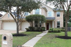 Houston Home at 6314 Cash Oaks Drive Spring , TX , 77379-5160 For Sale