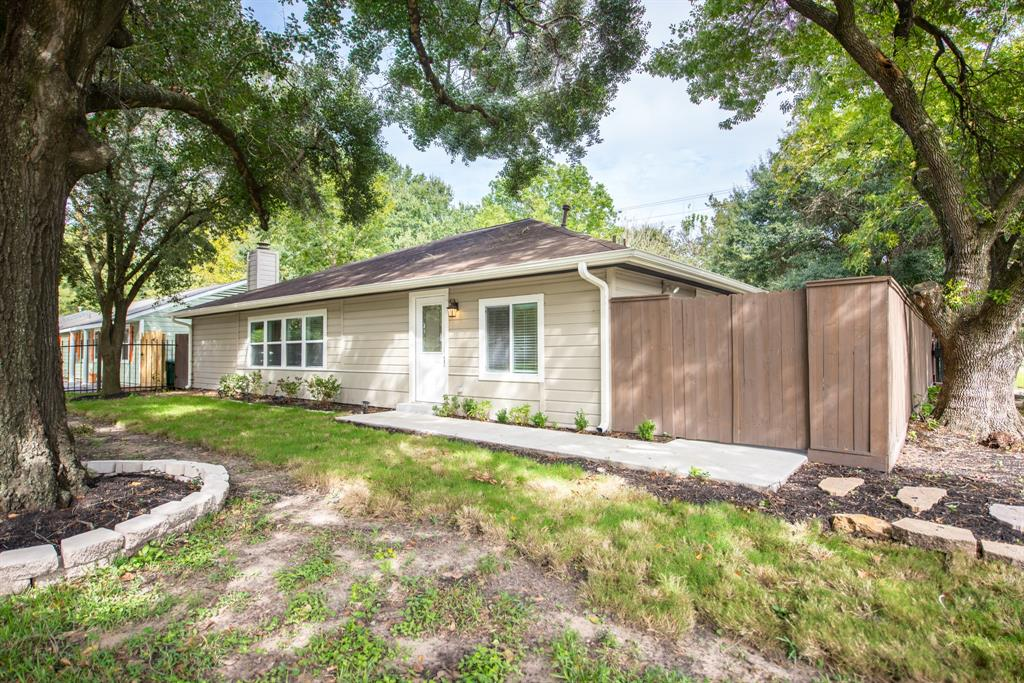 Unbelievable opportunity located in the highly sought after Oak Forest community! Appraised at $490k before the remodel (per seller). Sunning home sits on a huge 8,400 sq. ft. corner lot and has been totally remodeled with all the bells and whistles! Gorgeous 3 bedroom, 2 baths with 2 living areas to enjoy at your leisure . This beauty features new gutters, walkways & professional landscaping, double-paned windows + a brand new electrical panel! You are going to love cooking in your gourmet kitchen that is equipped and fully upgraded with granite, nickel hardware, brand new Samsung appliances and so much more! Home also has an outstanding , beautifully upgraded 975 square ft. guest home/ mother-in law quarters. There is nothing left to do but move in! This home is more than you can imagine! Schedule your showing today! This one is priced to sell! Won't last long! This is a Must See! YOU WILL FALL IN LOVE!
