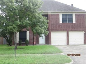 Houston Home at 819 Citation Drive Stafford , TX , 77477-6374 For Sale