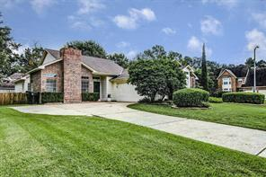 Houston Home at 5402 Haven Oaks Drive Kingwood , TX , 77339-1250 For Sale