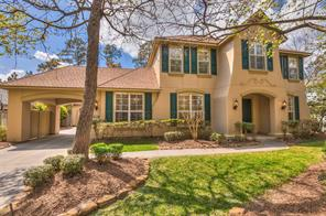 Houston Home at 82 W Mirror Ridge Circle The Woodlands , TX , 77382-2512 For Sale