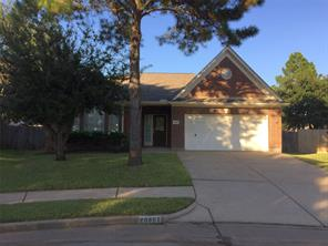 Houston Home at 20802 Athea Glen Circle Katy , TX , 77450-7063 For Sale