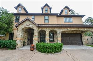 Houston Home at 8814 Cedarbrake Drive Spring Valley Village , TX , 77055-6623 For Sale